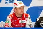 Post-test day press conference: Allan McNish