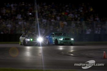 Vaughn Gittin Jr. and Justin Pawlak