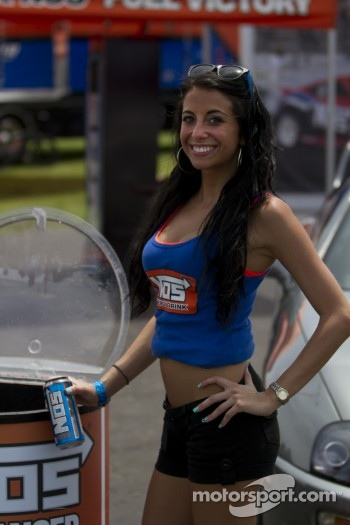 NOS grid girls