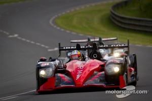 #22 JRM HPD ARX 03a Honda: David Brabham, Karun Chandhok, Peter Dumbreck