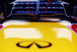 Red Bull Racing detail
