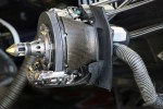 Red Bull Racing wheel hub