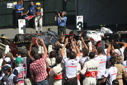 Lewis Hamilton, McLaren Mercedes Mercedes