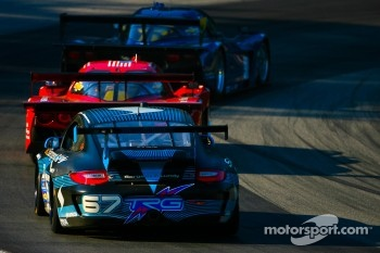 #67 TRG Porsche GT3 Cup: Steven Bertheau, Spencer Pumpelly
