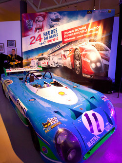 ACO press conference: the Matra
