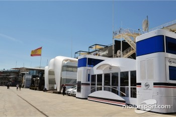 Williams motorhome