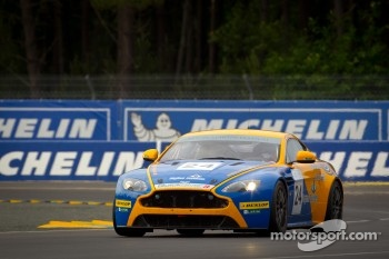 Aston Martin Le Mans Festival: Tom Black