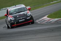 #00 Start Racing Fiat 500 : Jonathan Start