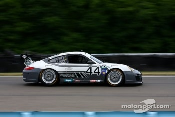 #44 Magnus Racing Porsche GT3: Andy Lally, John Potter, Patrick Long