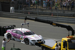 The Car of Andy Priaulx, BMW Team RBM BMW M3 DTM