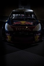 Specially designed Citron DS3 for Sbastien Loeb at the X-Games