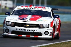 #75 Stevenson Motorsports Camaro GT.R:  Matt Bell, Ronnie Bremer, Jordan Taylor