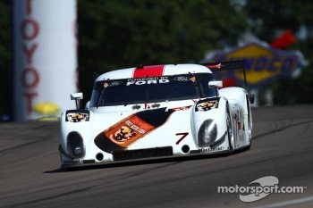 #7 Starworks Motorsport Ford Riley: Colin Braun, Mark Wilkins, Scott Mayer