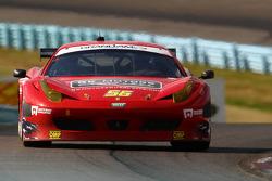 #56 AF - Waltrip RK Motors Ferrari 458: Rui Aguas, Robert Kauffman