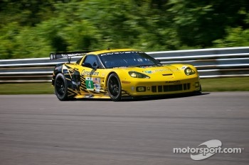 #4 Corvette Racing Compuware Chevrolet Corvette C6 ZR1: Oliver Gavin, Tom Milner 