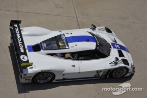 #8 Starworks Motorsport Ford Riley: Ryan Dalziel, Enzo Potolicchio