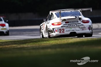 #22 Alex Job Racing Weather Tech Porsche GT3 Cup: Cooper MacNeil, Leh Keen