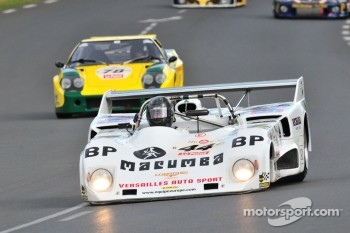 #44 Lola T286: Dominique Guenat