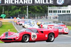 #38 Lola T70 MKII: Bernand Thuner
