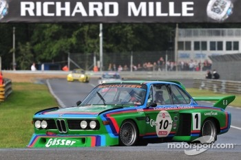#10 BMW 3.5 CSL: Anthony Walker, Frank Kovacevic