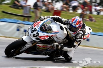 #33 Kneedraggers.com/ Motul/Fly Racing, Suzuki GSX-R1000: Jordan Burgess