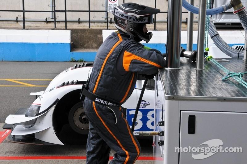 #38 JOTA Zytek Z11SN Nissan: Sam Hancock, Simon Dolan