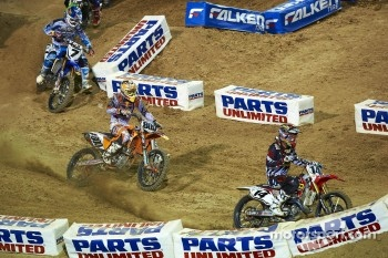 James Stewart, Mike Alessi, Kevin Windham