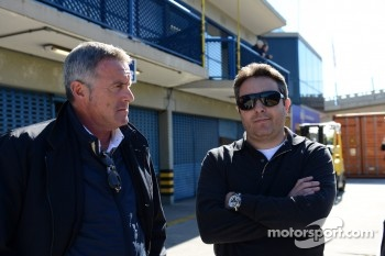 Marcello Lotti, WTCC General Manager and Slaviero