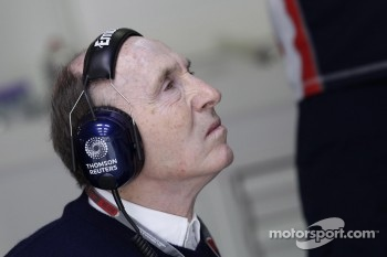 Frank Wiliams, Williams F1 Team