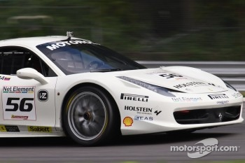 #56 Ferrari of Ft. Lauderdale 458CS: Jose Valera