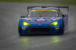 #61 R&D Sport Subaru BRZ GT300: Tetsuya Yamano, Kota Sasaki