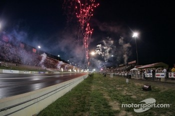 Post Race Fireworks