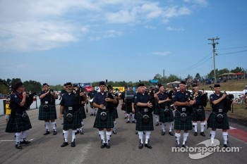 Highland Creek Pipe Band