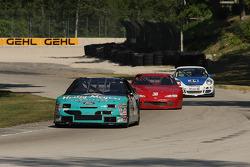#90 1997 Ford Thunderbird: Dave Carlson #38 1996 Ford Thunderbird: Cliff Sigmann #34 2005 Porsche 997 Cup: Robert Van Zelst