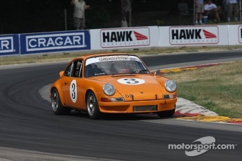 #3 1973 Porsche 911 RS: Bruce Boeder 