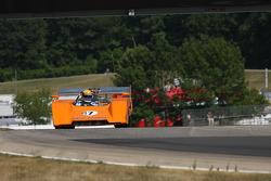 #47 1971 McLaren M8F: Mike Dunkel