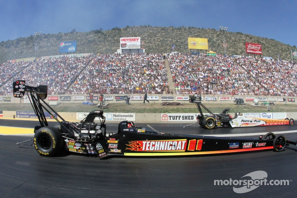Doug Kalitta and Clay Millican