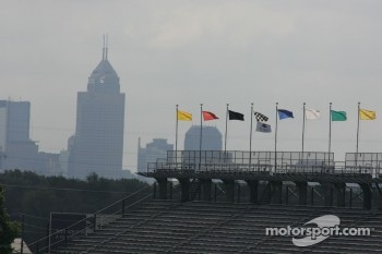 A view of Indy