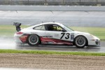 #73 Horton Autosport Porsche GT3 Cup: Patrick Lindsey, Eric Foss