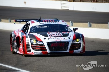 #51 APR Motorsport Audi R8 GRAND-AM: Dion von Moltke, Jim Norman
