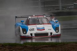 #02 Chevron Chip Ganassi Racing With Felix Sabates BMW Riley: Juan Pablo Montoya, Jamie McMurray