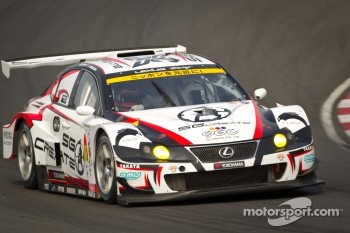 #14 Team SGC Lexus IS350: Ryo Orime, Alexandre Imperatori