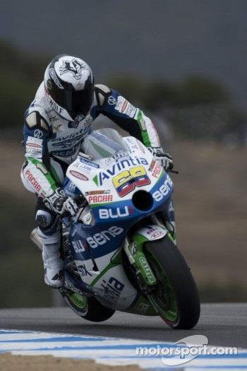 Yonny Hernandez, Avintia Blusens BQR