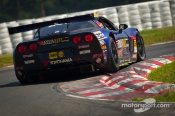 #360 Tomei Sports Callaway Corvette Z06R GT3: Atsushi Tanaka, Yasushi Kikuchi