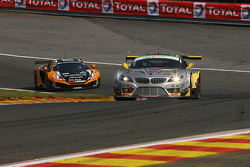 #4 Marc VDS Racing Team BMW Z4 GT3: Bert Longin, Henri Moser, Mike Hezemans