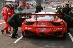 #21 MTech Motor Sport Ferrari 458 Italia: Duncan Cameron, Matt Griffin, Mike Edmonds, Nicola Cadei