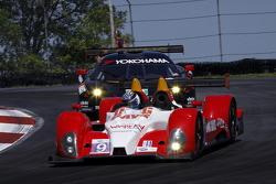 #9 RSR Racing Oreca FLM09: Tomy Drissi, Bruno Junqueira