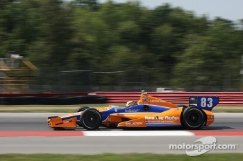 Giorgio Pantano, Novo Nordisk Chip Ganassi Racing Honda