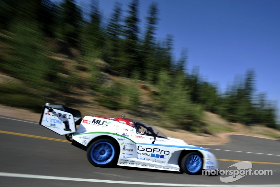 #1 Tajima Motor Monster Sport Pikes Peak Special: Nobuhiro Tajima