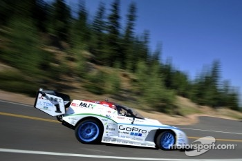 Nobuhiro Tajima is returning to his second home, Pikes Peak